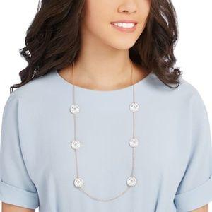 swarovski ∙ globe strandage necklace